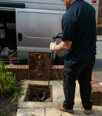 Drain excavation in Ashford and Willesborough